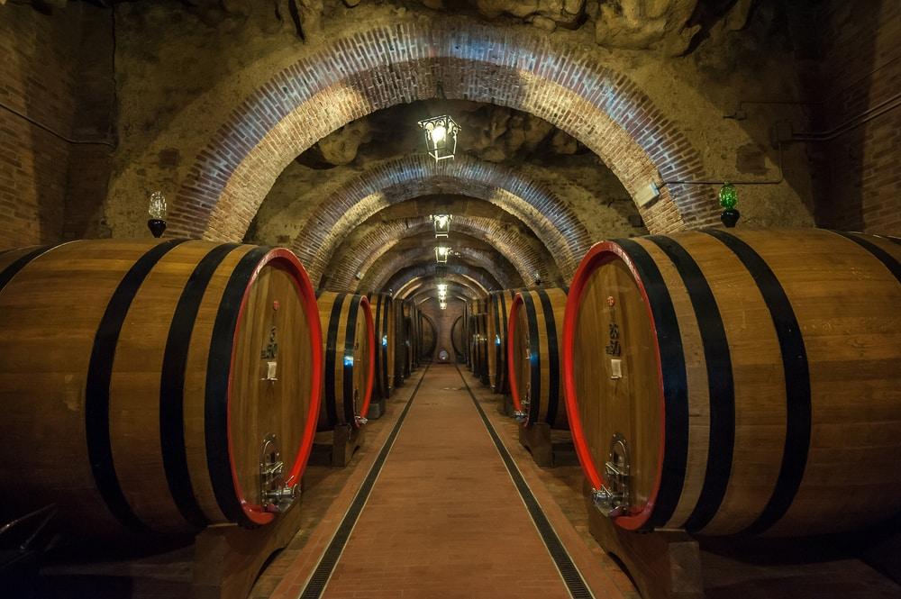 Caves de Montepulciano