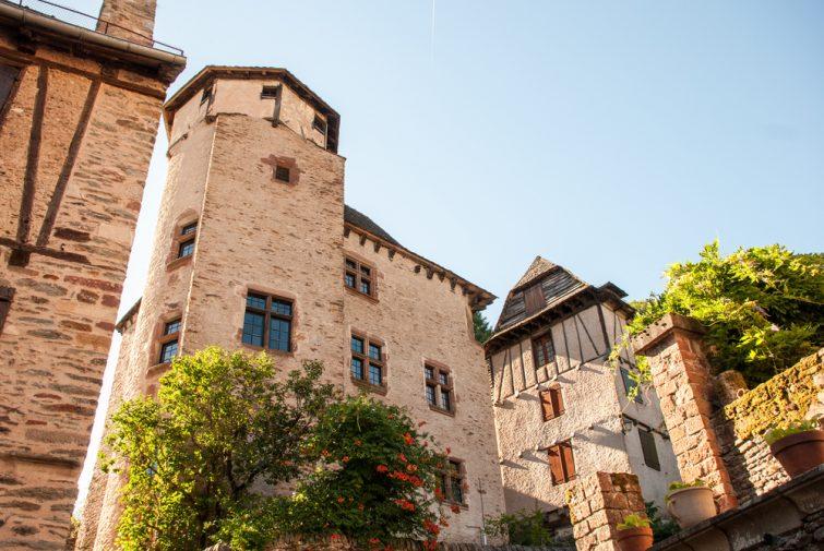 Visiter Conques et le village médiéval