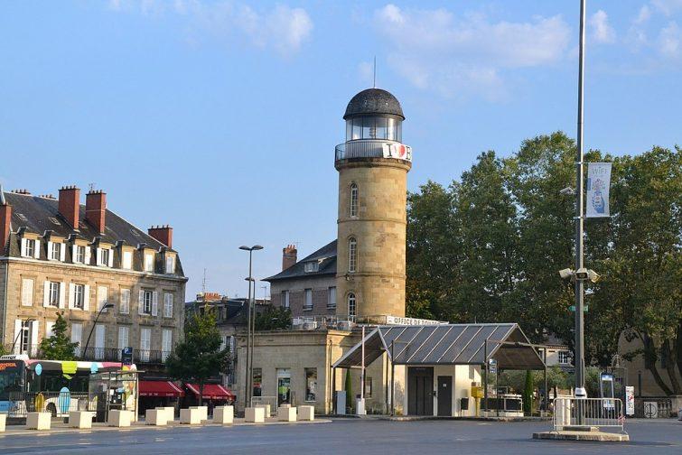 Château d'eau de Brive