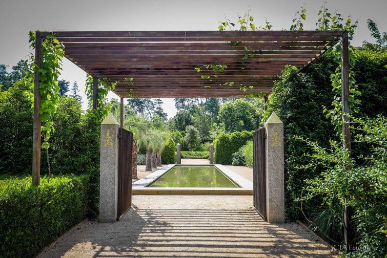 Le jardin botanique contemporain de la marque Sothys