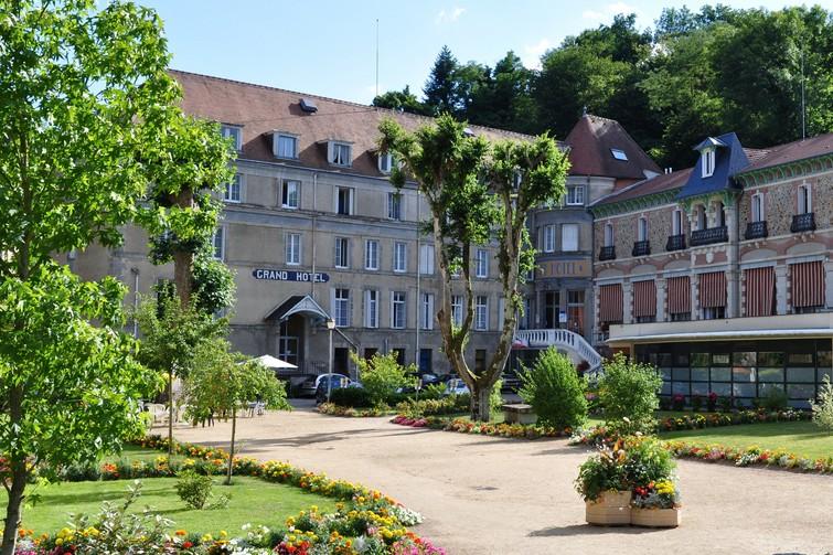 Evaux-les-Bains