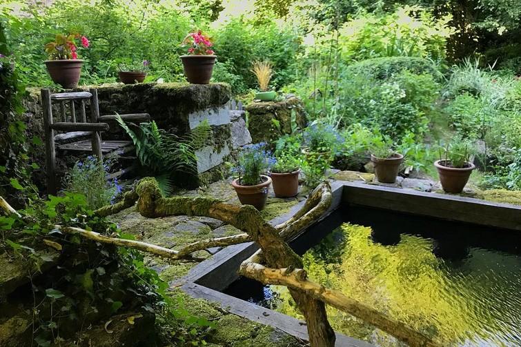 Jardins clos du préfons