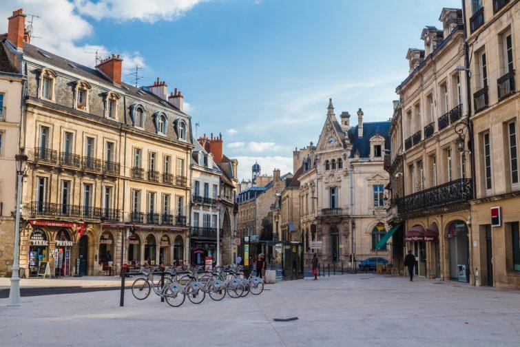 Visiter la Côte-d'Or : Dijon - visiter Bourgogne