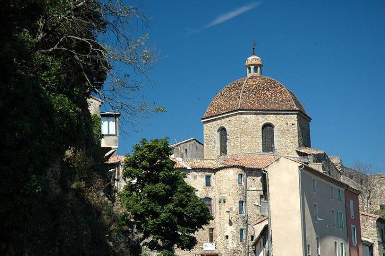 Dôme Saint-Benoit, Aubenas