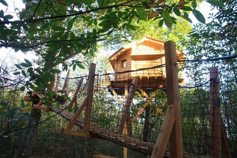 La Cabane du Funambule