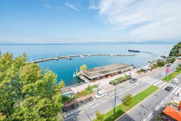 Airbnb Évian : les meilleures locations Airbnb à Évian