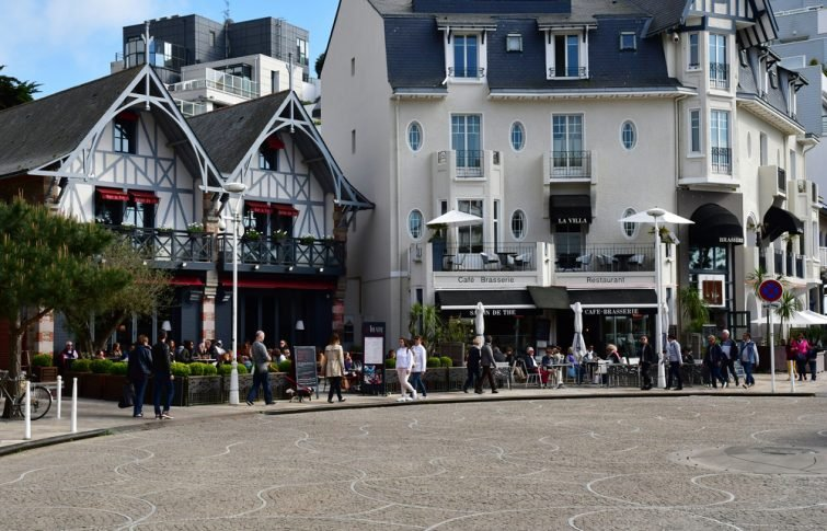 Restaurants de La Baule