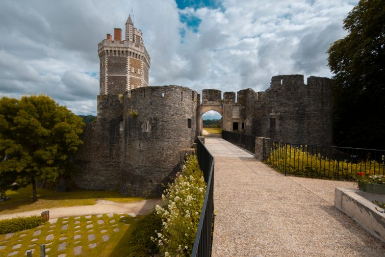 Visiter la Loire-Atlantique et le Château d'Oudon