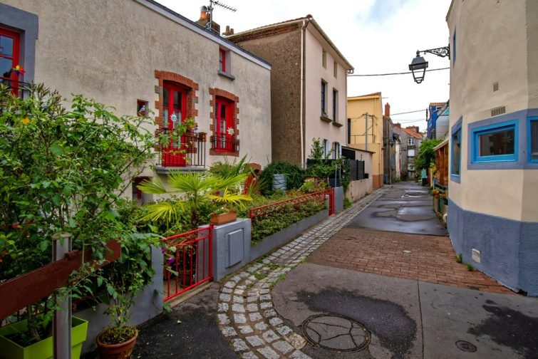Visiter la Loire-Atlantique : Trentemoult