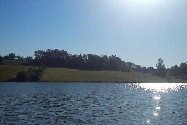 visiter Gers - lac de Bousquètara
