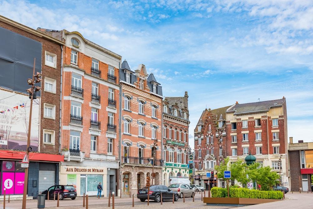 Balades autour de Lille : Lens