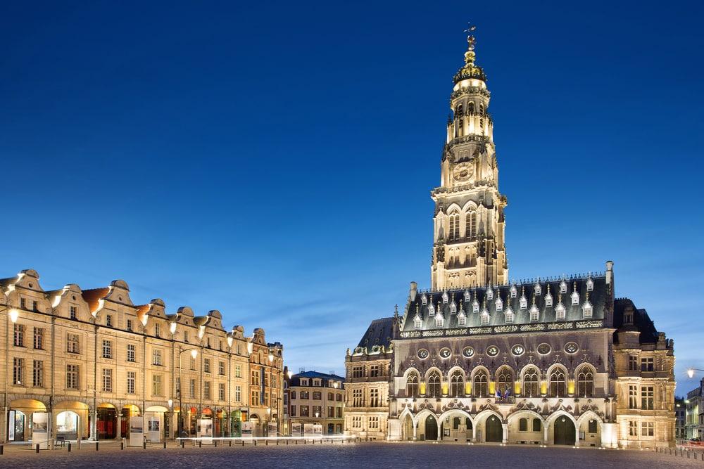Balades autour de Lille : Arras