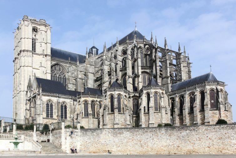 Visiter Le Mans : La Cathédrale Saint-Julien