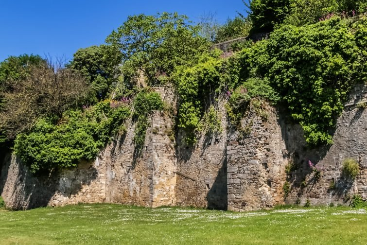L'enceinte gallo-romaine