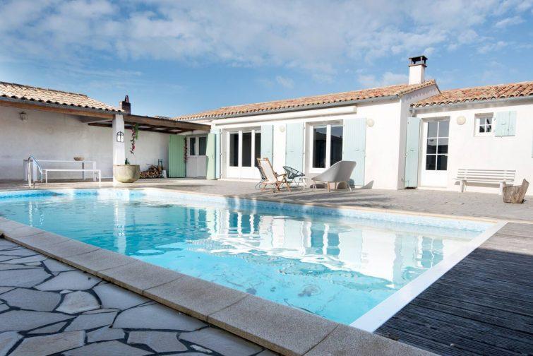 Maison avec piscine à Ars-en-Ré