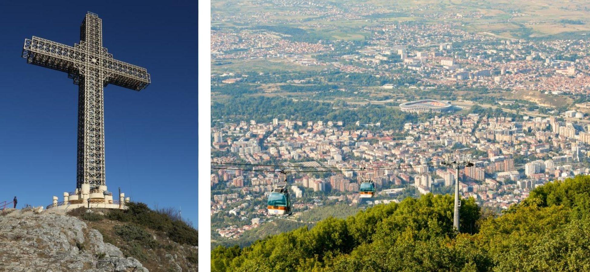Le Mont Vodno