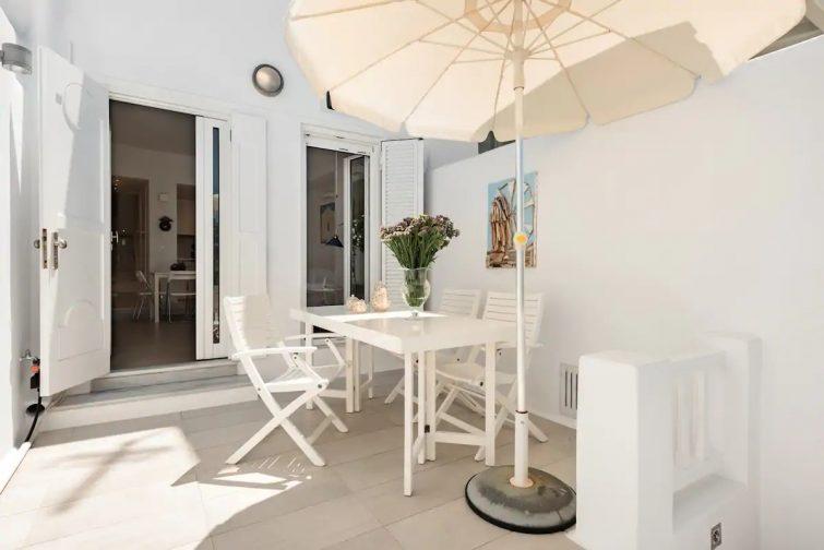 Maison au cœur de Mykonos