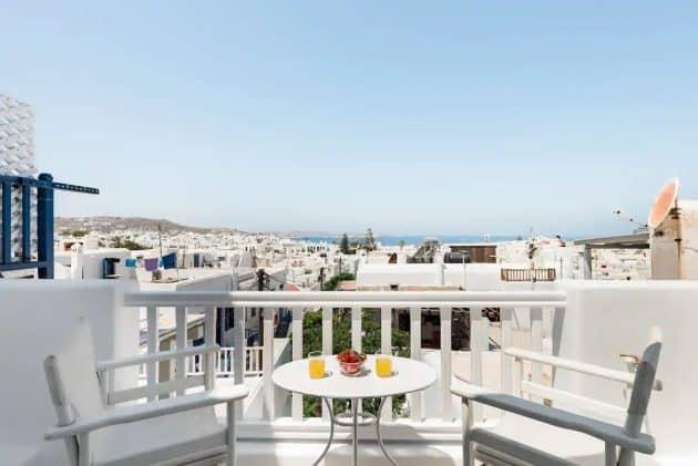 Airbnb Mykonos : les meilleurs locations Airbnb à Mykonos