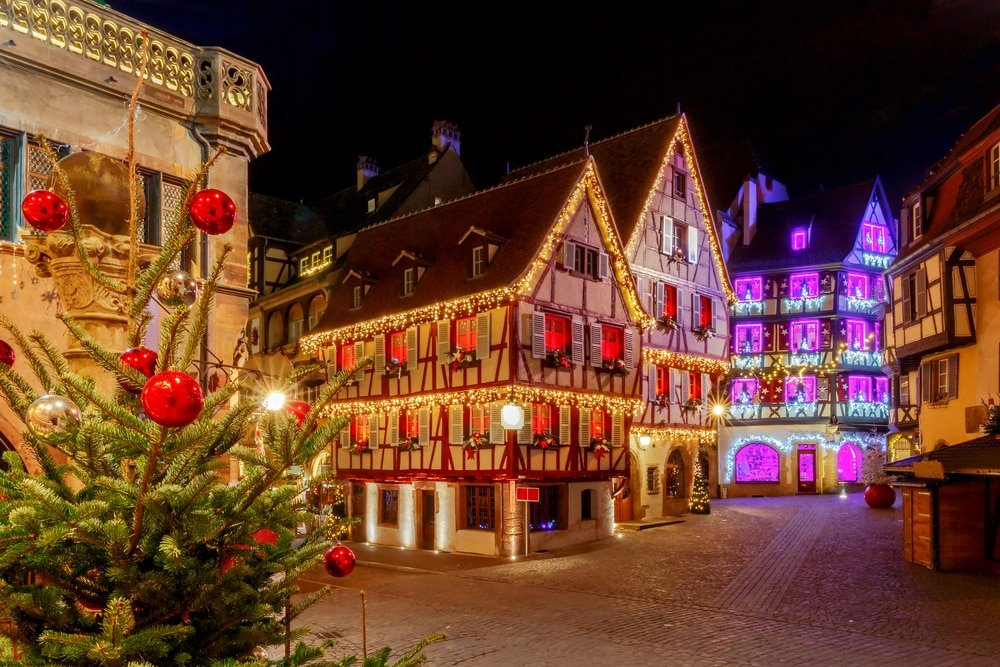 Vacances de Noël à Colmar