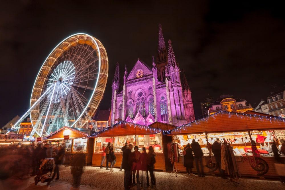 Vacances de Noël à Mulhouse