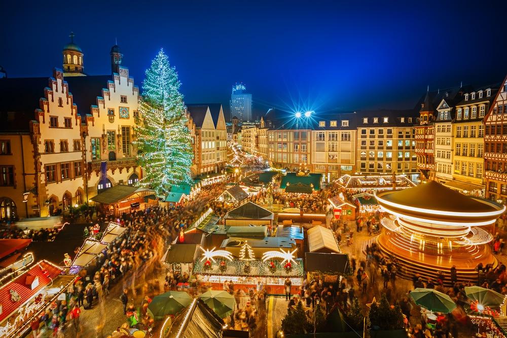 Vacances de Noël à Francfort