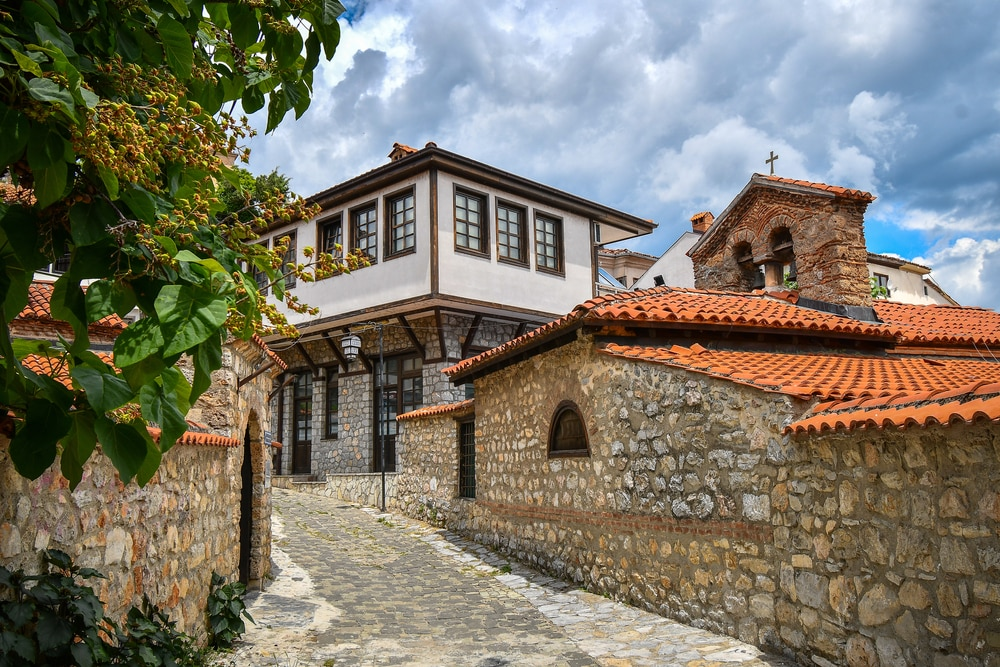 Vieille ville d'Ohrid
