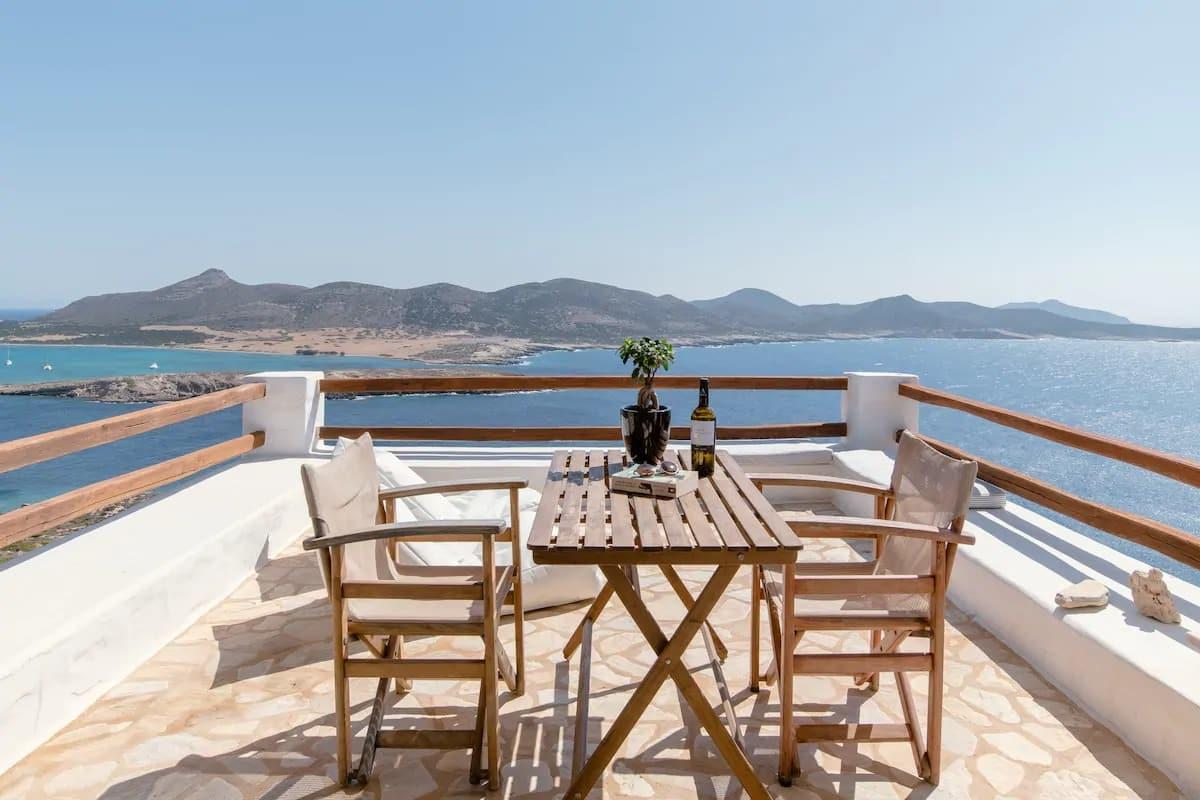 Airbnb Paros