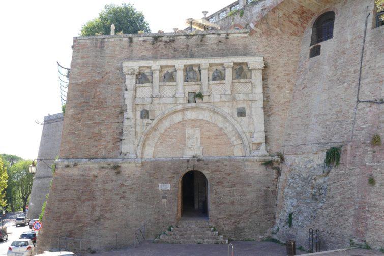 Forteresse de la Rocca Paolina