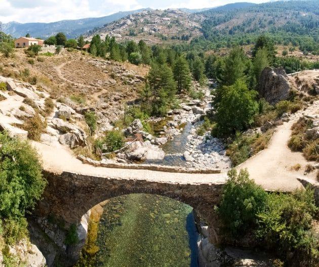 Rafting en Corse : la rivière du Golo en Haute-Corse