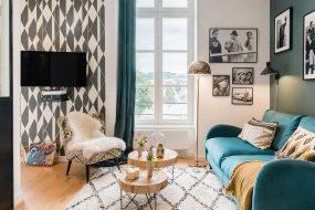 Superbe appartement dans un hôtel particulier du centre-ville