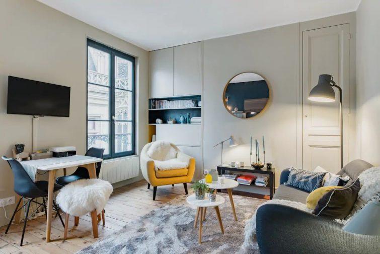 Appartement douillet et central