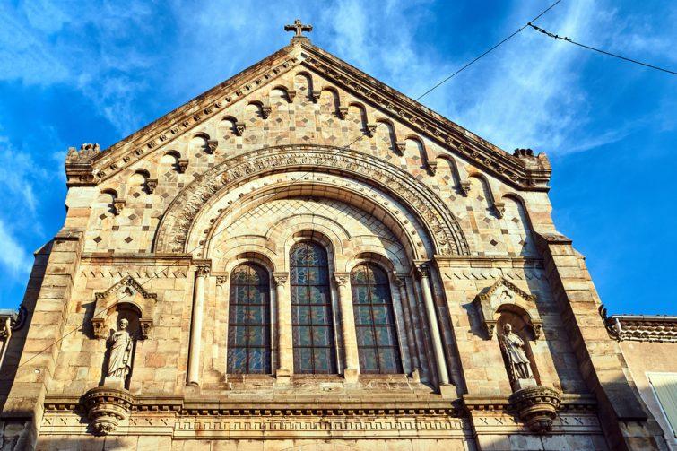 Eglise médiévale de Saint-Laurent