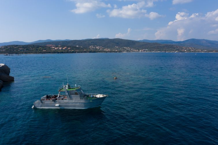 Propriano - Louer bateau Propriano