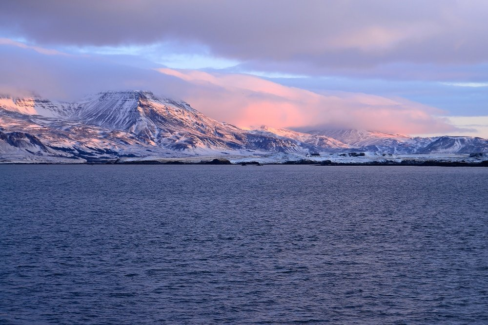 Faxafloi, Islande