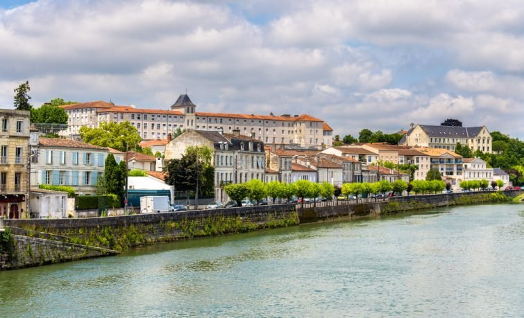 Saintes - visiter Charente-Maritime