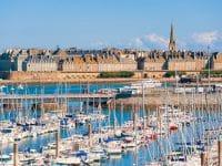 Louer un bateau à Saint Malo