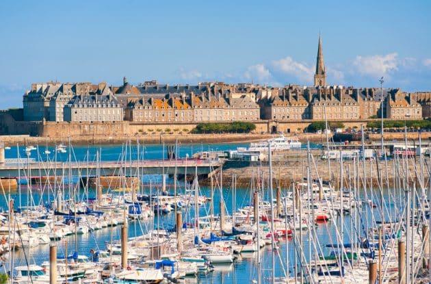 Location de bateau à Saint-Malo : comment faire et où ?