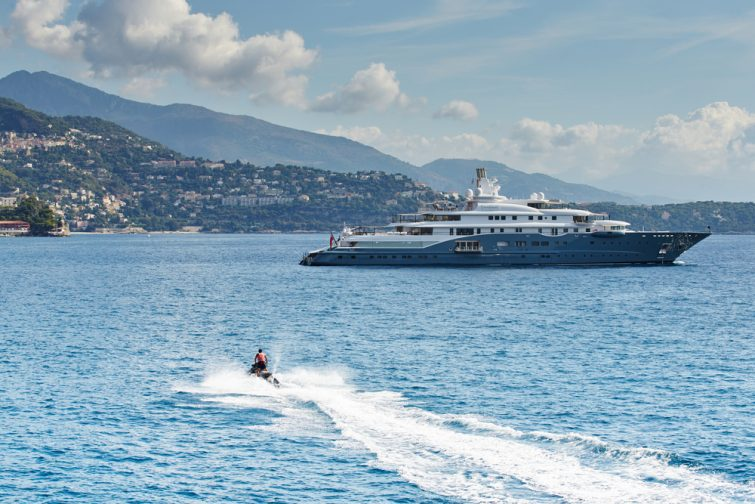 location jet ski Monaco
