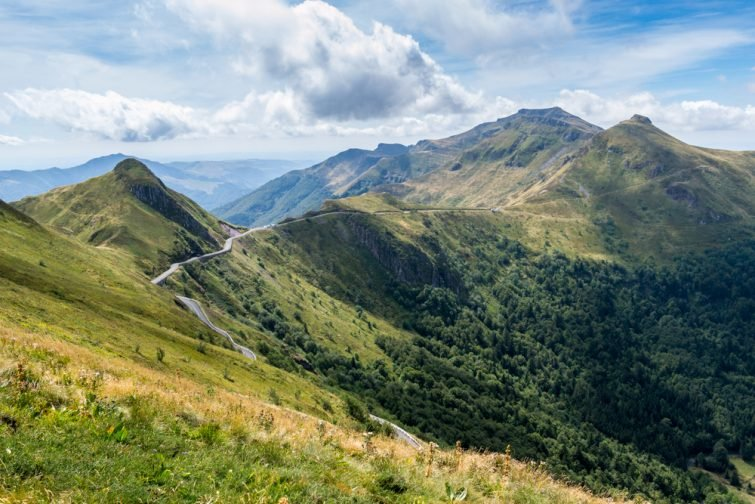 Puy Mary - visiter Cantal