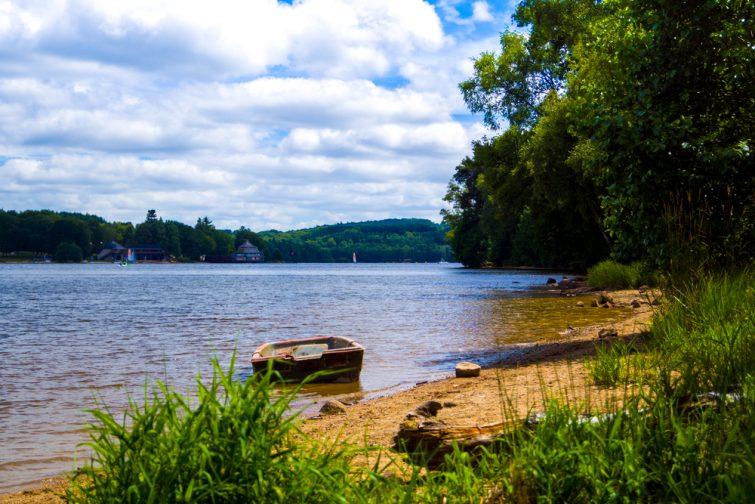 Lac Settons - visiter Bourgogne