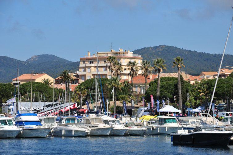 Location de bateau à Sainte-Maxime
