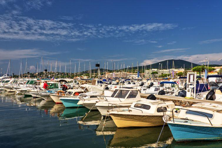 Location de bateau Sainte-Maxime