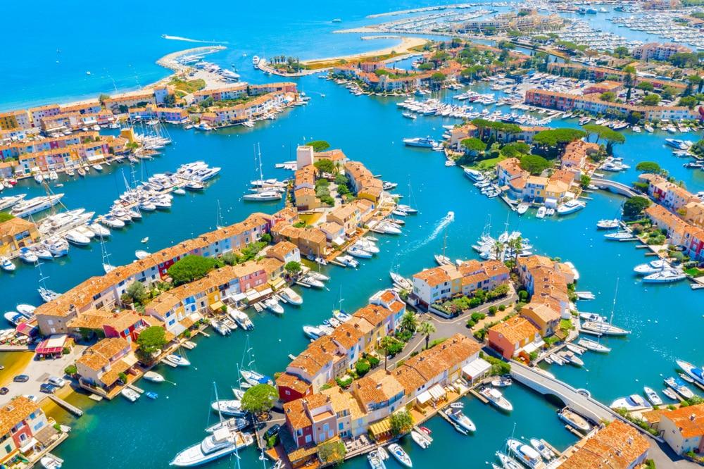 Plus beaux ports de France : Port-Grimaud