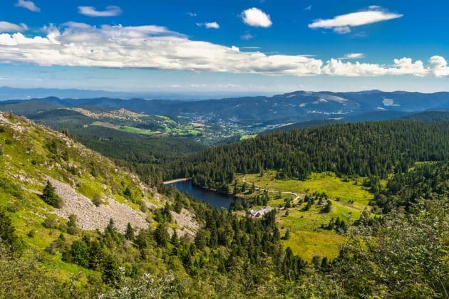 Les endroits où faire du rafting dans les Vosges