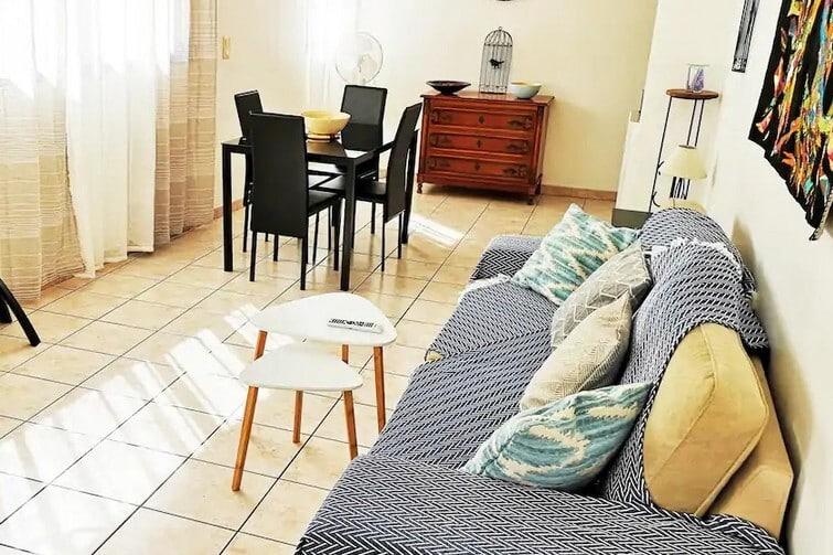 Appartement RDC à 20 mtrs de la plage et du centre - Airbnb Canet-en-Roussillon