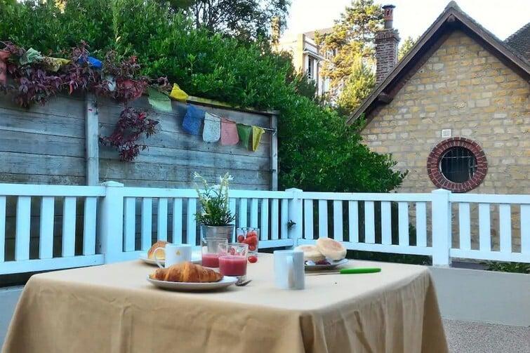 Jolie maison refaite à neuf à 50m de la plage - Airbnb Houlgate