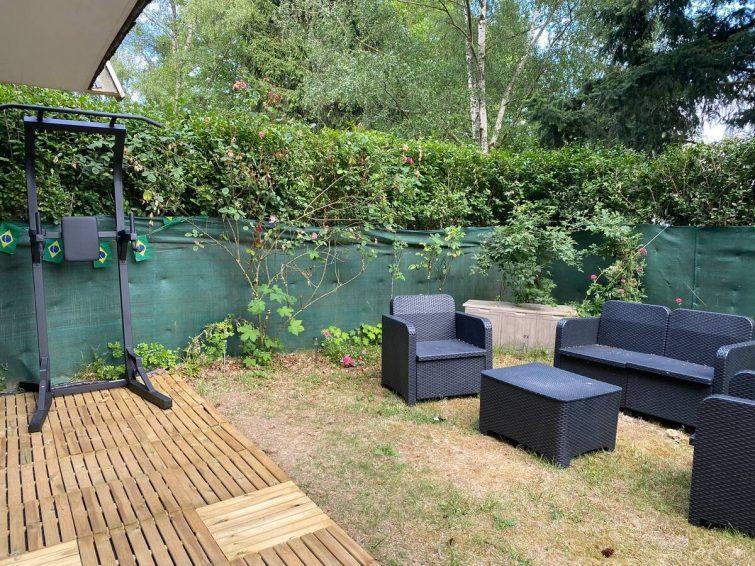 Ô Studio (et son jardin...) 👌