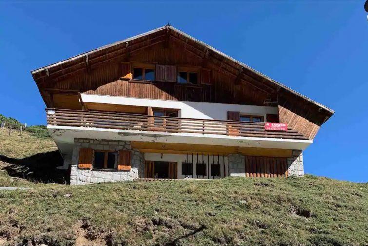 Chalet La Mongie pleinsud 5 chambres face pistes - chalet Grand Tourmalet