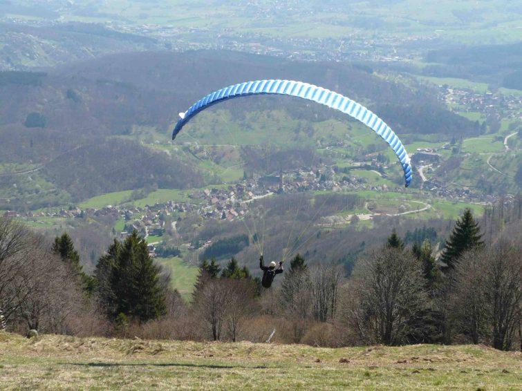 parapente Alsace