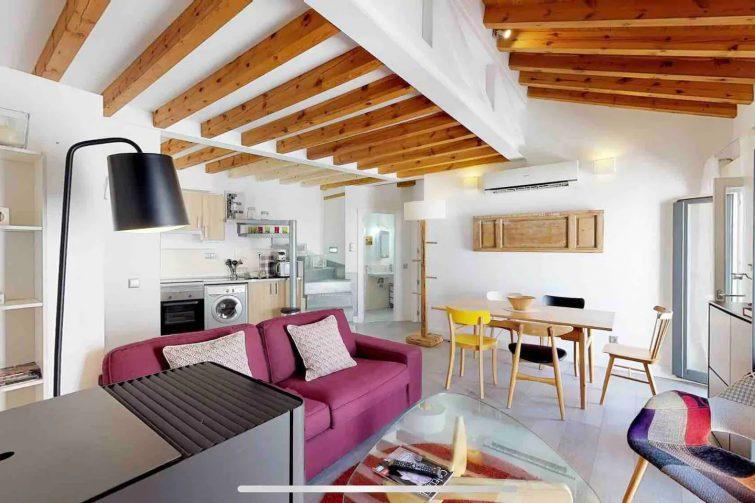Chic y céntrico apartamento en Toledo #